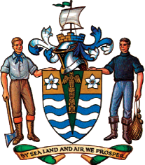 vancouver coat of arms